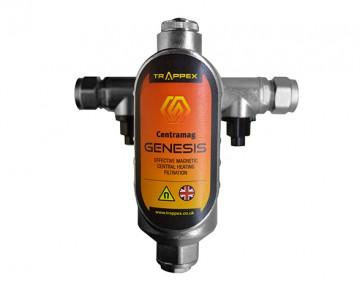 Poza Filtru dual pentru impuritati magnetice si nemagnetice CENTRAMAG GENESIS DN 22 mm