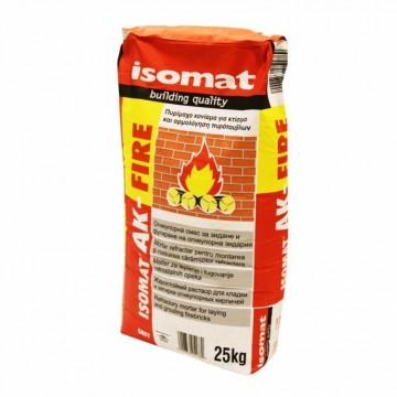 Poza Ciment refractar AK-FIRE 25 kg