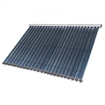 Poza Panou solar presurizat cu 24 tuburi termice