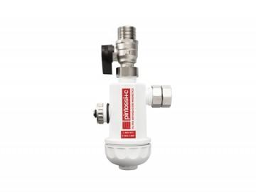 poza Filtru dual pentru impuritati magnetice si nemagnetice PINTOSSI DN 20 mm