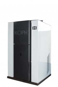 Poza Centrala termica pe peleti PM 40 kW - culoare gri