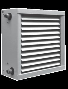 poza Aeroterma standard cu agent termic apa FERROLI 64 E68 44,7 kW
