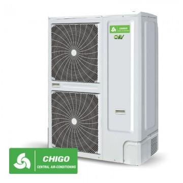 Poza Echipament de climatizare comerciala CHIGO COLOANA DC-INVERTER - unitate exterioara