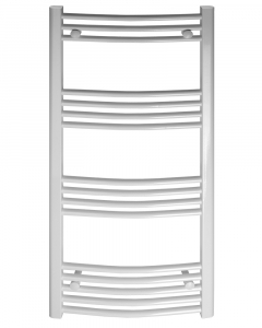 poza Radiator port-prosop FERROLI TALIA curbat alb 600x1400