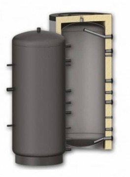 poza Puffer fara serpentina SUNSYSTEM P5000 5000 litri