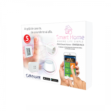 poza Pachet Start termostat Salus Smart Home iT600
