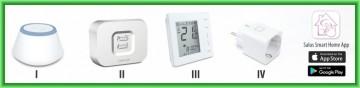 Poza Pachet Start Salus Smart Home iT600 - ordinea de instalare