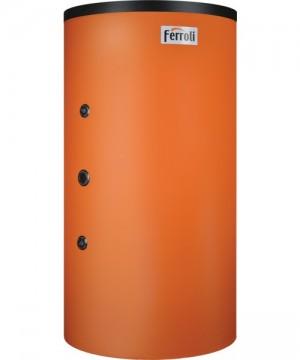 poza REZERVOR DE ACUMULARE COMBINAT (PUFFER) TIP TANK-IN-TANK FERROLI FB-T 800 fara serpentina, capacitate 800/200 litri