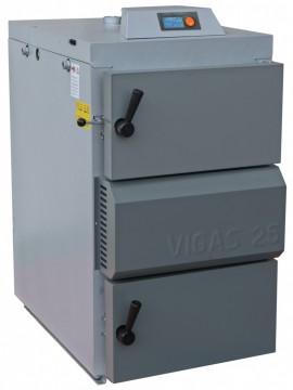 Poza Centrala termica pe lemn cu gazeificare VIGAS.25LC 25 kW