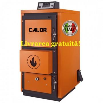 poza Centrala termica pe lemn cu gazeificare CALOR ASPIRO 43R inox