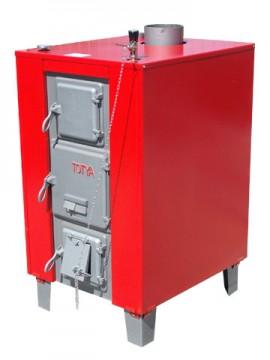 poza Centrala termica pe combustibil solid biomasa UNILINE SB-48 kW