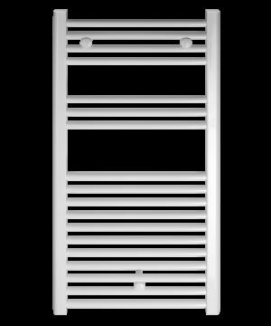poza Radiator port-prosop FERROLI model VENUS WHITE curbat 500x1000