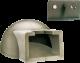 Cuptor pe lemne pentru paine prefabricat CLAM F90