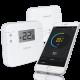 Termostat ambiental cu radiofrecventa Salus RT310i controlat prin Internet (telefonul nu este inclus in furnitura)